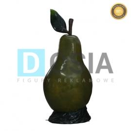 OW25 - Gruszka - figura reklamowa-dekoracyjna