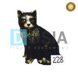 228- Figura dekoracyjna - Zwierzęta 27 cm