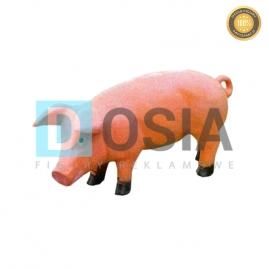 377 - Figura dekoracyjna - Zwierzęta 27 cm