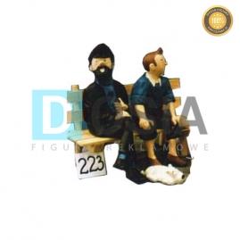 223 - Figura dekoracyjna - Postacie 25 cm