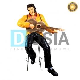 FM04 - Elvis Presley figura reklamowa-dekoracyjna
