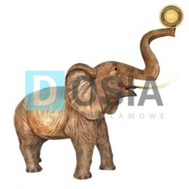 ZW09 - Słoń figura reklamowa,dekoracyjna