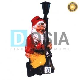 49 - Figura dekoracyjna - Krasnal 90 cm