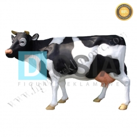 FZ32 - Krowa figura reklamowa, dekoracyjna