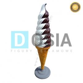 LD55 - Lody figura reklamowa, dekoracyjna