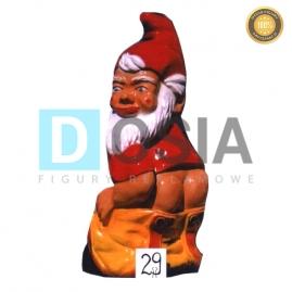 29 - Figura dekoracyjna - Krasnal 75 cm