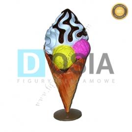 LD13 - Lody figura reklamowa,dekoracyjna