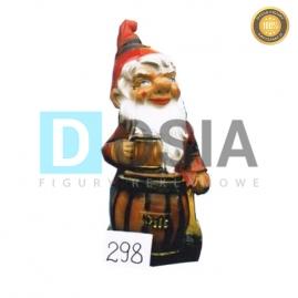 298 - Figura dekoracyjna - Krasnal 45 cm
