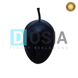 OW45 - Śliwka - figura reklamowa-dekoracyjna