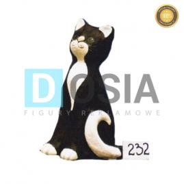 232 - Figura dekoracyjna - Zwierzęta 232 cm