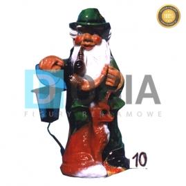 10 - Figura dekoracyjna - Krasnal 74 cm