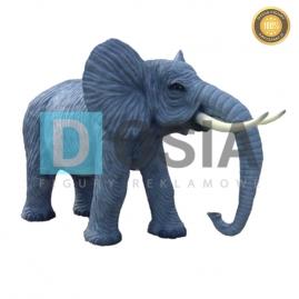 ZW01 - Słoń figura reklamowa,dekoracyjna