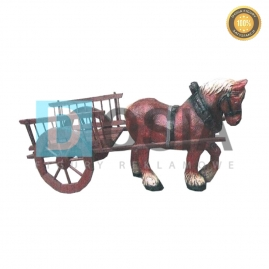 462 - Figura dekoracyjna - Zwierzęta 75/170