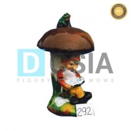 292 - Figura dekoracyjna - Krasnal 50 cm