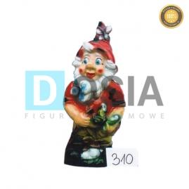 310 - Figura dekoracyjna - Krasnal 35 cm