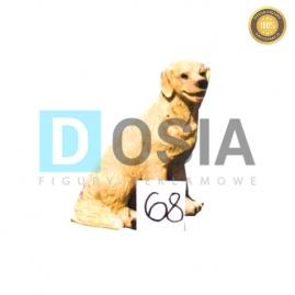 68 - Figura dekoracyjna - Zwierzęta 25 cm