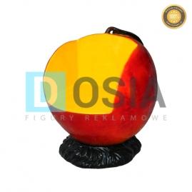 OW20 - Jabłko - fotel figura reklamowa-dekoracyjna