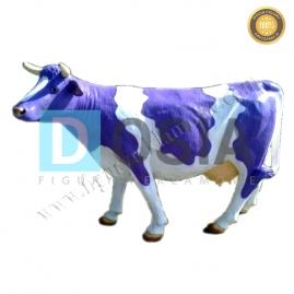 FZ66 - Krowa figura reklamowa, dekoracyjna