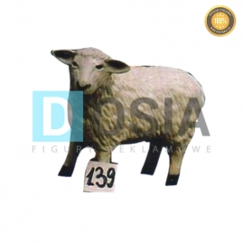 139 - Figura dekoracyjna - Zwierzęta 24 cm