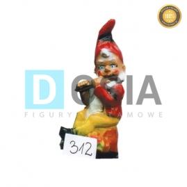 312 - Figura dekoracyjna - Krasnal 35 cm