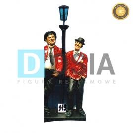 119 - Figura dekoracyjna - Postacie 118 cm