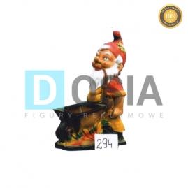 294 - Figura dekoracyjna - Krasnal 42 cm