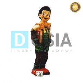 220 - Figura dekoracyjna - Postacie 80 cm