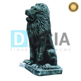 265 - Figura dekoracyjna - Zwierzęta 85 cm