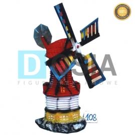 108 - Figura dekoracyjna - Różne 75 cm