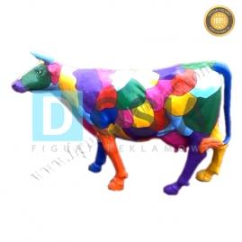 FZ62 - Krowa figura reklamowa, dekoracyjna