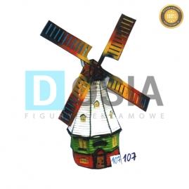 107 - Figura dekoracyjna - Różne 75 cm