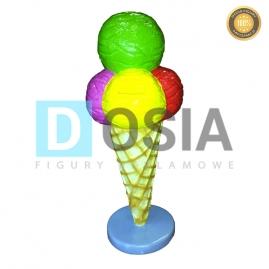 LD83 - Lody figura reklamowa, dekoracyjna