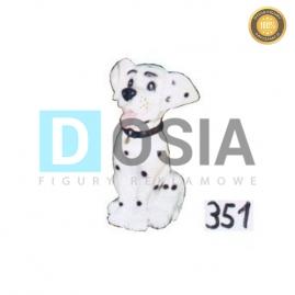 351 - Figura dekoracyjna - Zwierzęta