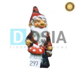 297 - Figura dekoracyjna - Krasnal 45 cm