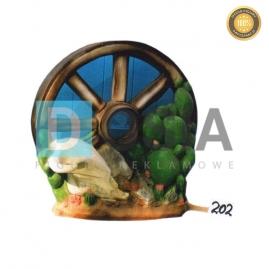 202 - Figura dekoracyjna - Postacie 60 cm