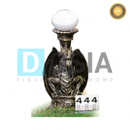 444 - Figura dekoracyjna - Różne 70 cm