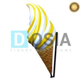 LD73 - Lody figura reklamowa, dekoracyjna