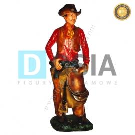CI08 - Cowboy figura reklamowa-dekoracyjna