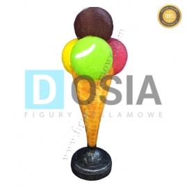 LD53 - Lody figura reklamowa, dekoracyjna