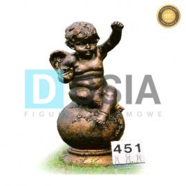 451 - Figura dekoracyjna - Postacie 45 cm