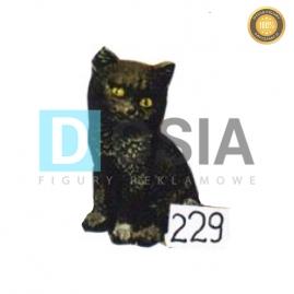 229 - Figura dekoracyjna - Zwierzęta 18 cm