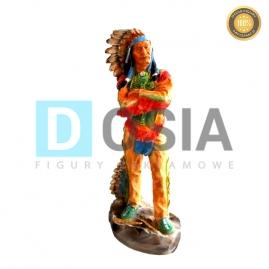 CI05 - Indianin figura reklamowa-dekoracyjna