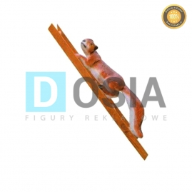 401 - Figura dekoracyjna - Zwierzęta 53 cm