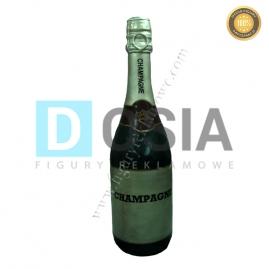 RR33 - Butelka Champana figura reklamowa, dekoracyjna