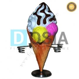 LD14 - Lody figura reklamowa,dekoracyjna