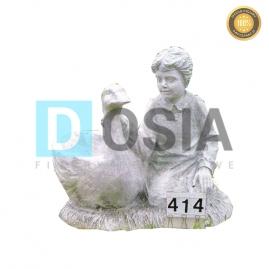 414 - Figura dekoracyjna - Postacie 55 cm