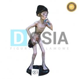187 - Figura dekoracyjna - Postacie 80 cm