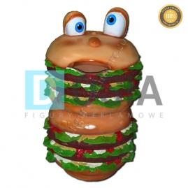 FF06 - Hamburger figura reklamowa,dekoracyjna