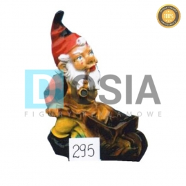 295 - Figura dekoracyjna - Krasnal 40 cm
