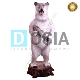 FZ85 - Niedźwiedź figura reklamowa, dekoracyjna